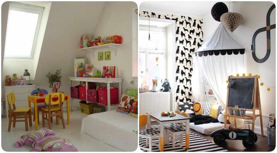 Montessori en la decoracion infantil