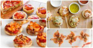 4 recetas de pizza casera