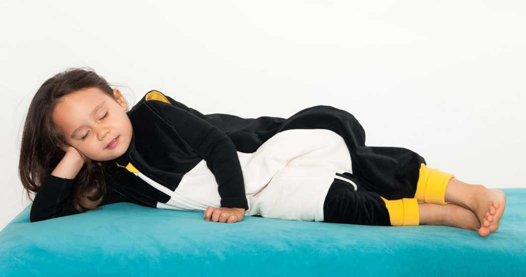 Penguin Bags, sacos de dormir para niños