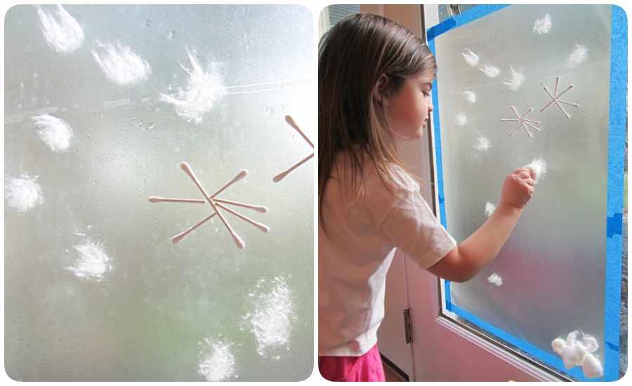 Actividades para niños de invierno