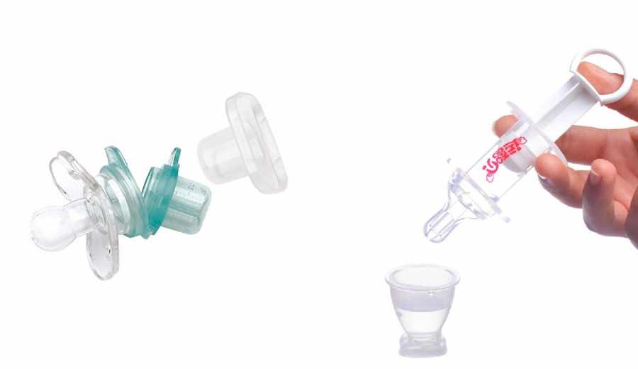 Inventos para dar medicinas a los peques