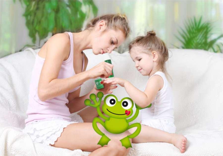 Calmatopic, uno de los grandes inventos para padres
