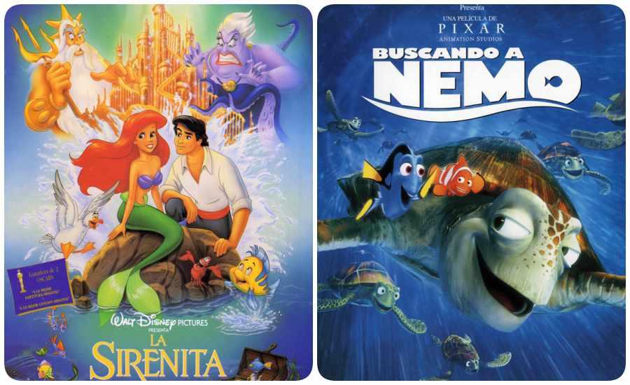 Cuáles son las mejores películas Disney de la historia