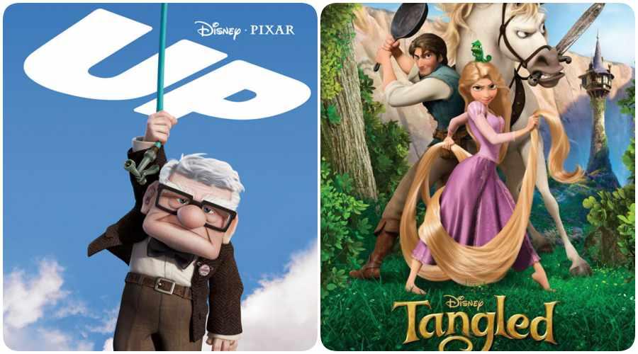 Las mejores películas infantiles de Disney