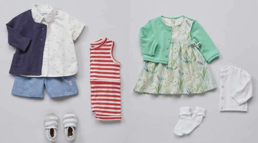 Tienda online para comprar ropa para bebés y embarazadas