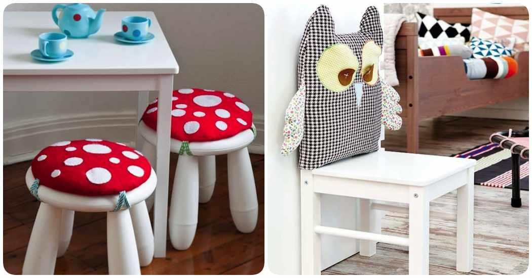 Mesas infantiles originales: Ikea Hacks
