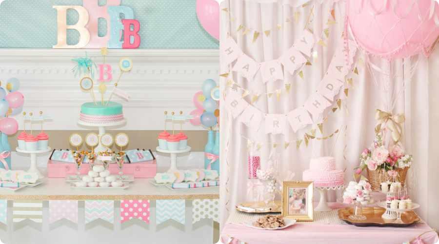 Cómo decorar fiestas infantiles