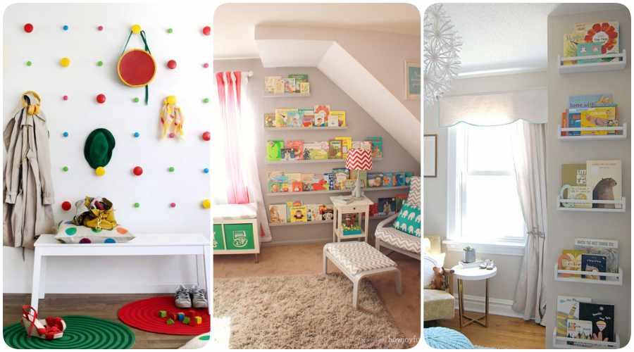 Ikea hacks para habitaciones infantiles