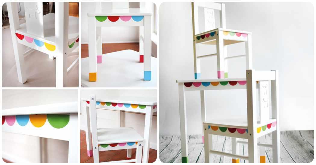 Muebles infantiles originales con Ikea Hacks