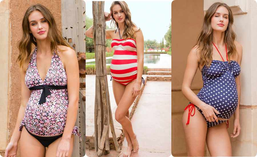 Mi Ropa Premamá, ropa de embarazo para la piscina