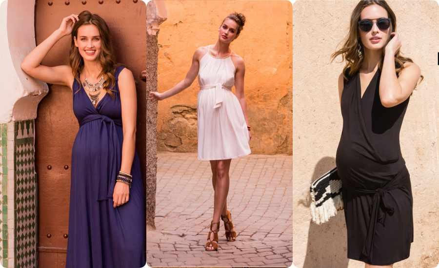 Mi Ropa Premamá: vestidos para embarazadas