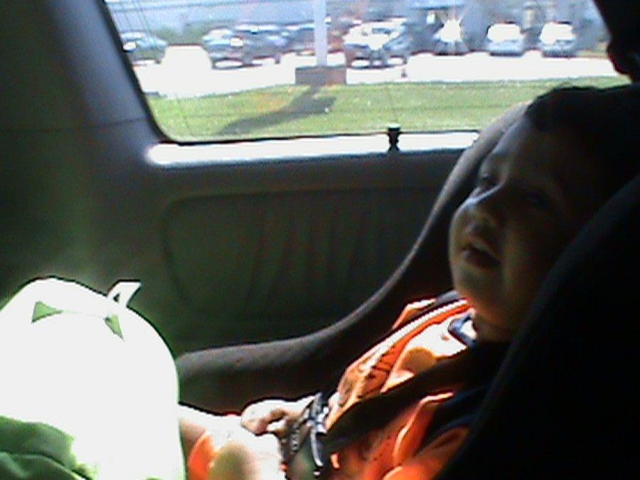 Consejos para viajar en coche con bebés