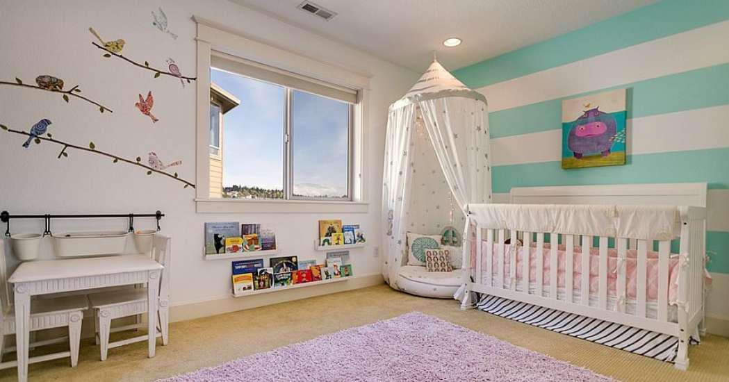 Habitaciones para bebés: inspiración en decoración
