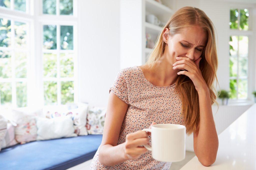 20 sintomas de embarazo