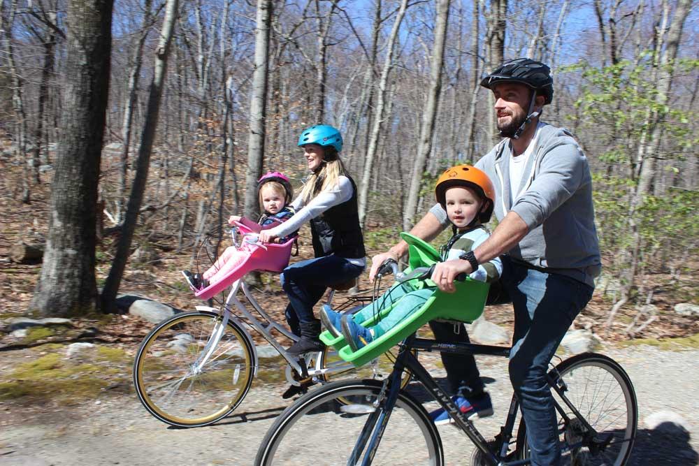 Sillas para bici