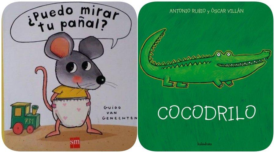 Qué libros infantiles comprar