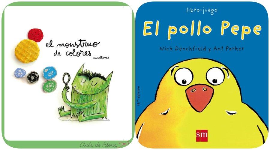 Libros infantiles que gustan a todos