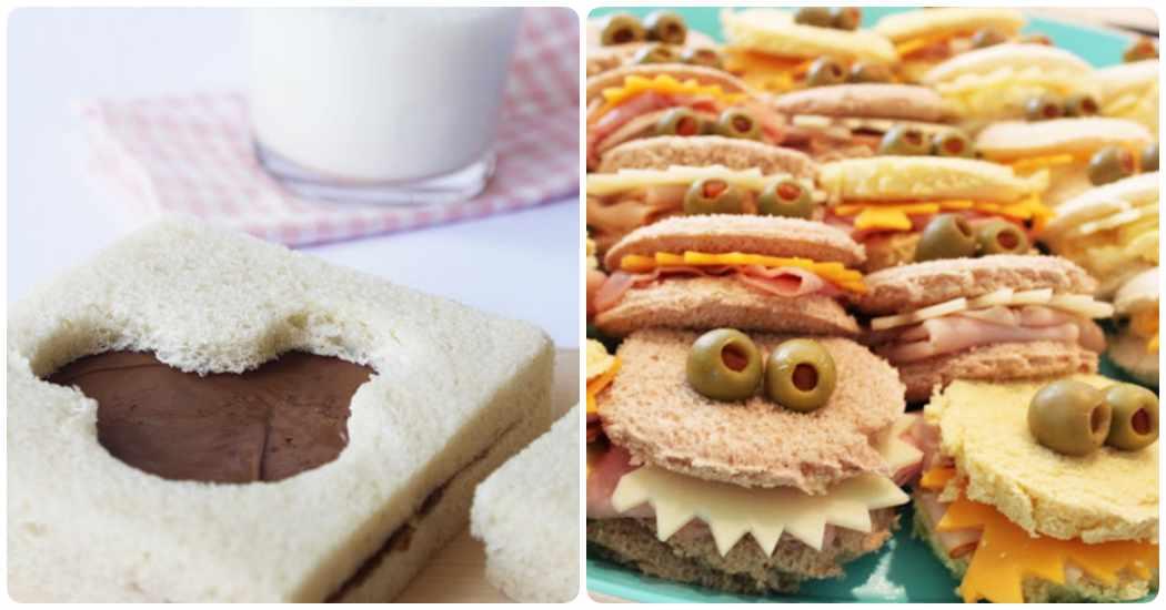 Sándwich: recetas de verano