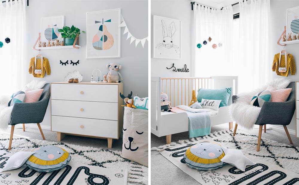 Habitaciones para bebé