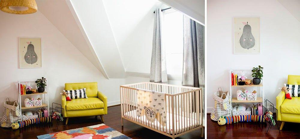 Dormitorios para bebés